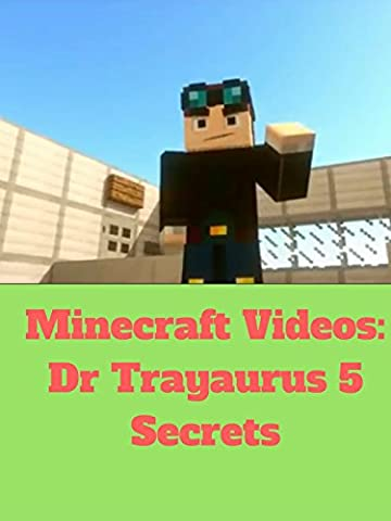 Minecraft Videos:Dr Trayaurus 5 Secrets - Secret Fan
