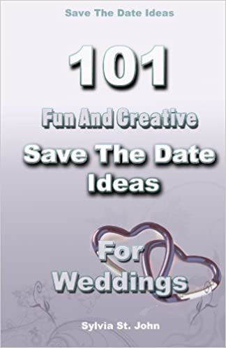 Save The Date Ideas 101 Fun And Creative Save The Date