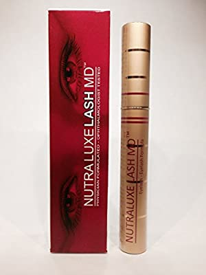 Nutraluxe Lash Eyelash Conditioner, 0.30 Oz