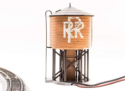 Broadway Limited Operating Water Tower w/Sound, w/PRR for sale  Delivered anywhere in USA