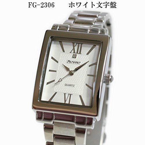 28915025a592 Amazon | (フォーエバー)FOREVER ペアウォッチ (FGL2306-2307) | レディース腕時計 | 腕時計 通販