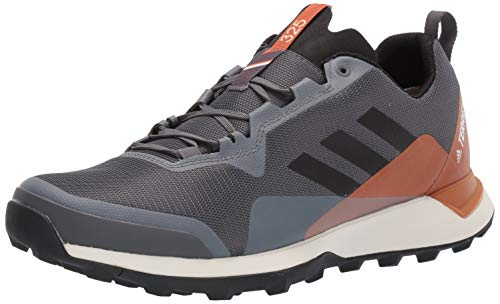 adidas outdoor Men's Terrex CMTK GTX Trail Running Shoe, Grey Five/Black/TECH Copper, 10 D US