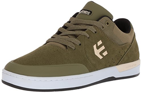 Etnies Men's Marana XT Skate Shoe, Olive, 10.5 Medium US ()