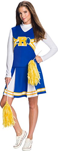 Rubie's Riverdale Women's Vixens Cheerleader Costume, As Shown, Medium