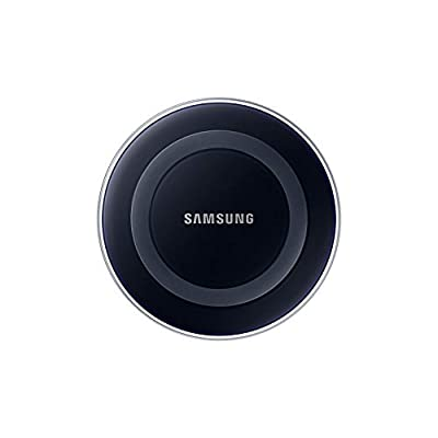 Samsung EP-PG920IBUGUS Wireless Charging Pad with 2A Wall Charger by Samsung