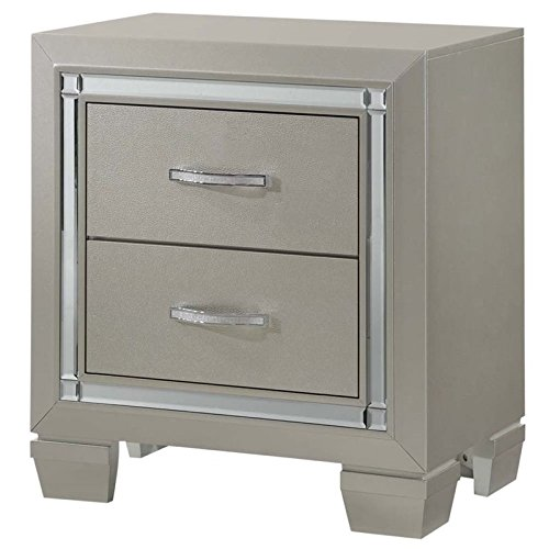 Picket House Furnishings Glamour Youth 2 Drawer -