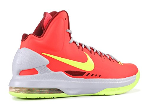 Nike grey 554988 KD Bright wolf Volt 610 Crmison 'DMV' 5 rw1ganqrz