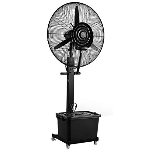 Amazon.com: ZRFANS Air-Conditioning Fan Spray Cooling Fan ...