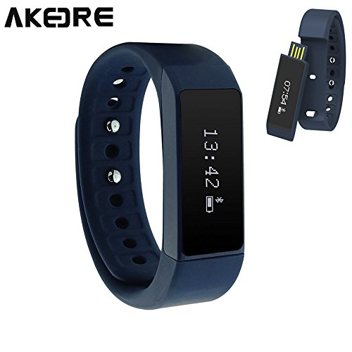 Bracelet Bluetooth Pedometer Tracking Wristband