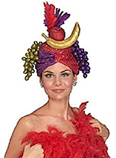 179c252f Carmen Miranda classic pose with fruit hat 24x36 Poster at Amazon's ...