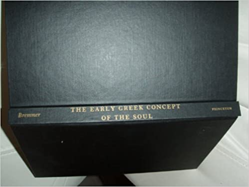 Book The Early Greek Concept of the Soul (Mythos: The Princeton/Bollingen Series in World Mythology)