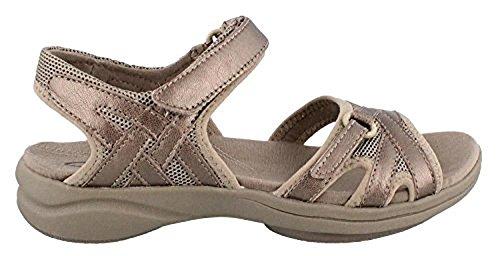 39dc7632da1f0 CLARKS Women's, Inmotion Peak casual Sandal PEWTER 8.5 M - Import It All
