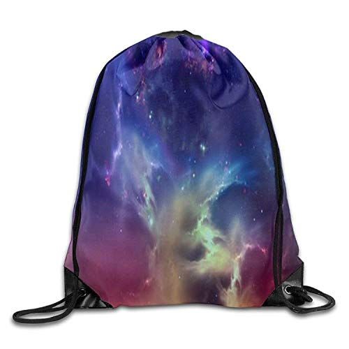 CHJOO Unique Design Drawstring Bags Sackpack Backpack School Bag ()