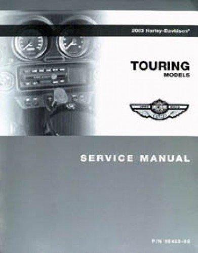 Read Online 99483-03A 2003 Harley Davidson Touring Motorcycle Service Manual pdf epub