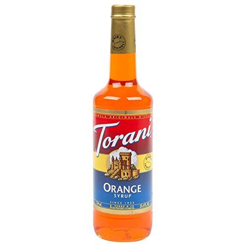 Torani® Orange Dairy Friendly -
