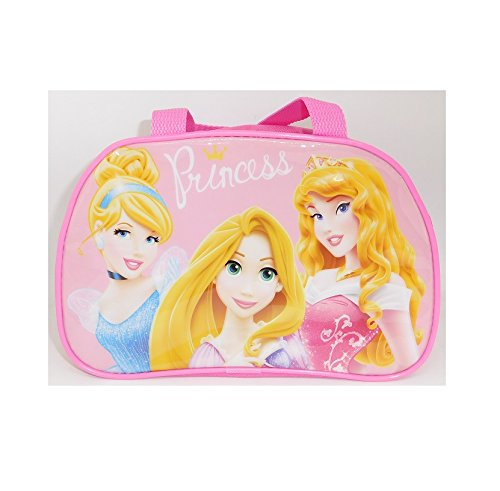 Sac à goûter pour Enfant Princesses Disney - 23x20x9cm - avec poignée - 843 LES COLIS NOIRS LCN
