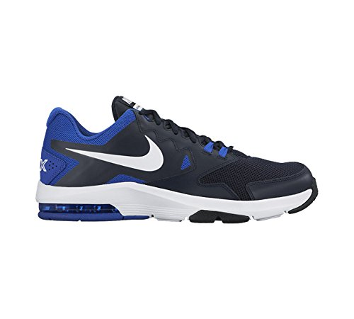 Nike - Air Max Crusher 2 - Color: Azzuro-Nero - Size: 43.0