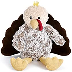 Redrock Traditions Tom The Harvest Turkey 11 inch Plush Stuffed Animal Toy