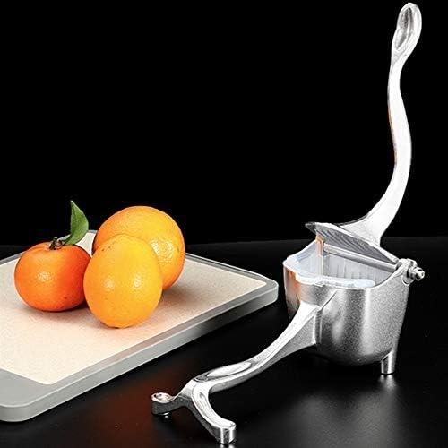 LAQ Manuelle Entsafter Zitrone Orangensaft Ingwer Extruder Home Fruchtentsafter Entsafter Entsafter
