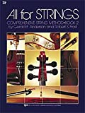 All for Strings Conductor Score Bk. 2 : Viola, Anderson, Gerald and Frost, Robert S., 0849732360