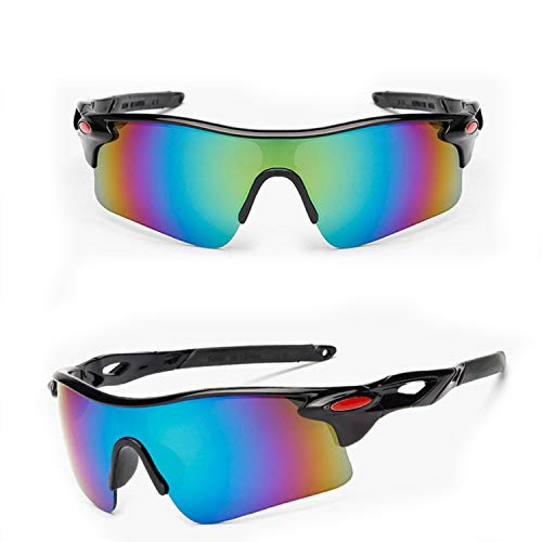 Tinted Cycling Sun Glasses Outdoor Sports Bicycle Glasses Men Women Bike Sunglasses Goggles Eyewear 1 Pc,3,one size