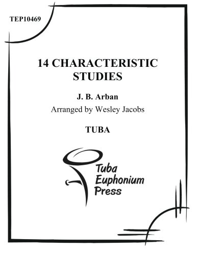 Amazon 14 characteristic studies 9781517020972 jean baptiste amazon 14 characteristic studies 9781517020972 jean baptiste arban wesley jacobs books fandeluxe Choice Image