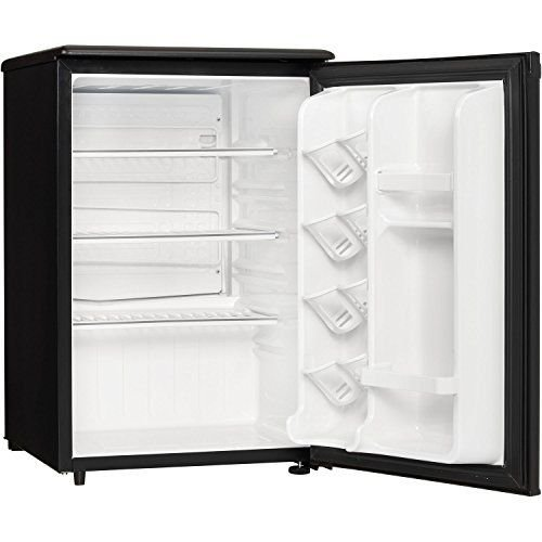(Ship from USA) New Danby Designer DAR026A1BDD Compact All Refrigerator, 2.6-Cubic Feet, Black /ITEM NO#8Y-IFW81854265204 by Rosotion (Image #3)