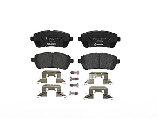 Brembo P24072 Front Disc Brake Pad - Set of 4 - Buy Online in KSA