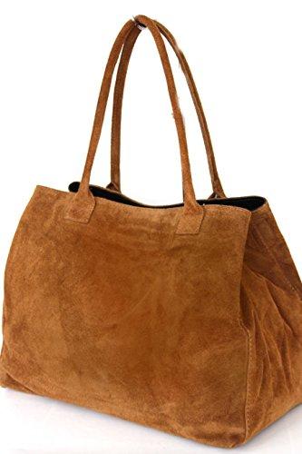 Classic Caramel formel Xxl Cabas Fashion Femme Pour wZ5661q