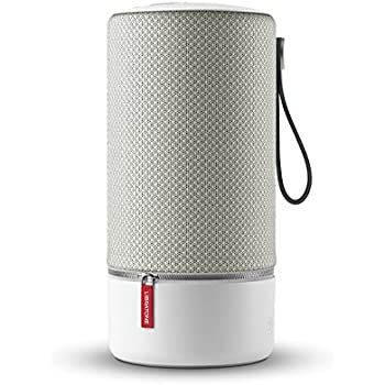 Libratone ZIPP Portable WiFi + Bluetooth Wireless Speaker - Compatible with Alexa (Cloudy Grey)