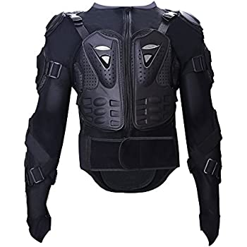 Amazon.com: Tera - Chaqueta protectora para motocicleta ...