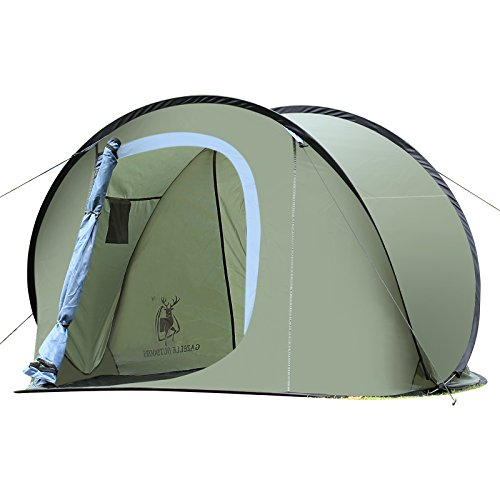 Gazelle Instant Family Camping Hiking