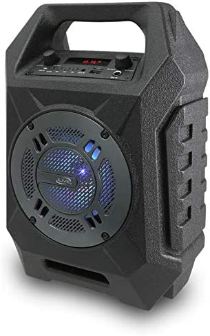 DPI ISB9B Bluetooth Tailgate Speaker, Black
