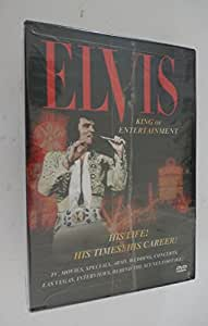 Elvis Presley - Elvis: Rare Moments With The King/King of Entertainment 2-pk