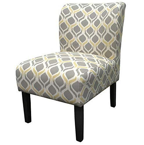 Monowi Middleton Retro Beige Slipper Chair | Model CCNTCHR - 23