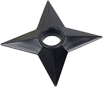 How to make a Paper Ninja Star (Shuriken) | Cyclone Tri-blade ... | 366x425