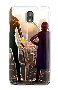 Awesome Kick Ass 2 Flip Case With Fashion Design For Galaxy Note 3