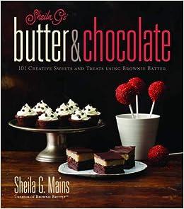Sheila Gs Butter & Chocolate: Amazon.es: Mains, Sheila: Libros en idiomas extranjeros