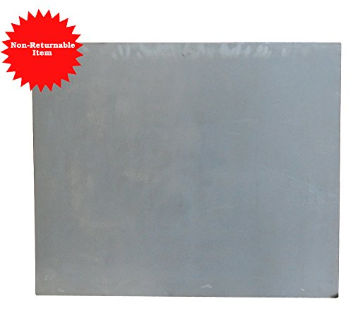 Uncoated Steel Patch - 36