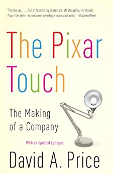 The Pixar Touch by [Price, David A.]
