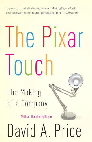 The Pixar Touch Epub
