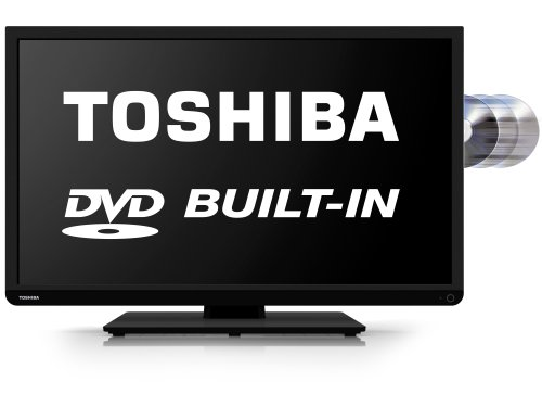 Toshiba 40D1333B 40-inch Widescreen 1080p Full HD LED TV with Built-In DVD Player