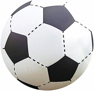 Gran pelota hinchable de fútbol Fútbol Playa Juego Fiesta Regalo ...