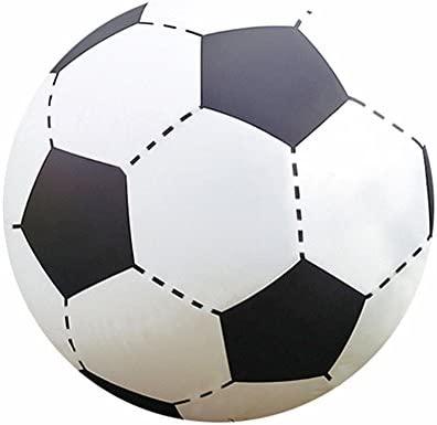 Gran pelota hinchable de fútbol Fútbol Playa Juego Fiesta ...