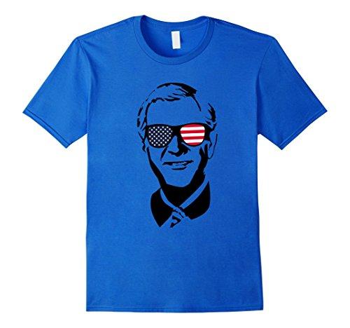 George W. Bush T-Shirt USA 4th of July Dubya President