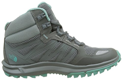 Wanderschuhe Grau Grey Mid NORTH Litewave FACE tex Trekking Damen amp; Gore Fastpack THE Afqvx1waq