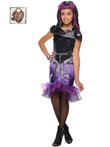Rubies Ever After High Child Raven Queen Costume