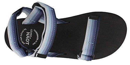 Naot Mens Haven Sport Sandal Blå Solnedgång