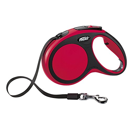 Trixie Flexi New Comfort Tape Retractable Leash (M) (Red)