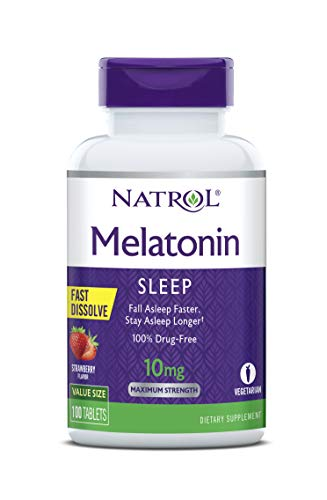 Natrol-Melatonin-Fast-Dissolve-Tablets-Helps-You-Fall-Asleep-Faster-Stay-Asleep-Longer-Easy-to-Take-Dissolves-in-Mouth-Faster-Absorption-Maximum-Strength-Strawberry-Flavor-10mg-100Count